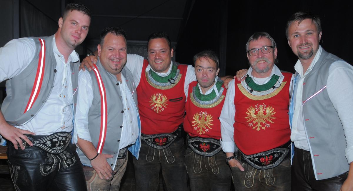 Jubiläumsfest im Zillertal